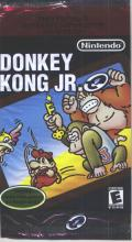 Donkey Kong Junior Game Boy Advance Front Cover