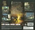 Alone in the Dark: The New Nightmare PlayStation Back Cover