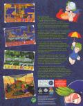 The Lemmings Chronicles DOS Back Cover