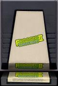Frogger II: ThreeeDeep! ColecoVision Media