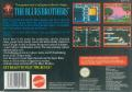 The Blues Brothers: Jukebox Adventure SNES Back Cover