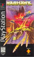 Warhawk PlayStation Front Cover