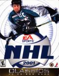 NHL 2001 Windows Front Cover