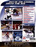 NHL 2001 Windows Back Cover