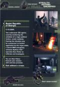 Tom Clancy's Splinter Cell Windows Inside Cover Right Flap