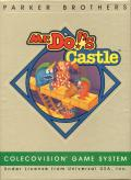 Mr. Do!'s Castle ColecoVision Front Cover