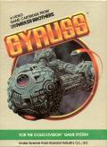 Gyruss ColecoVision Front Cover