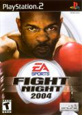 Fight Night 2004 PlayStation 2 Front Cover