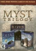 Myst Trilogy Macintosh Front Cover