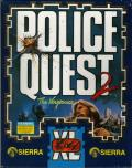 Police Quest 2: The Vengeance DOS Front Cover