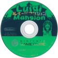Luigi's Mansion GameCube Media