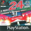 Test Drive: Le Mans PlayStation Front Cover