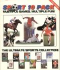 Sport 10 Pack DOS Front Cover