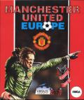 Manchester United Europe Amiga Front Cover
