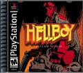 Hellboy: Dogs of the Night PlayStation Front Cover