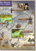Sid Meier's Civilization III: Conquests Windows Inside Cover Right Flap