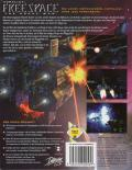 Descent: Freespace - The Great War Windows Back Cover