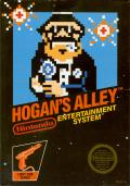 Hogan's Alley NES Front Cover
