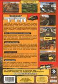 TrackMania Windows Back Cover