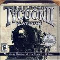 Railroad Tycoon II (Platinum) Windows Front Cover