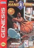 NBA Hang Time Genesis Front Cover