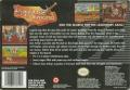 Knights of the Round SNES Back Cover