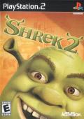 Shrek 2 PlayStation 2 Front Cover