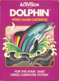 Dolphin Atari 2600 Front Cover