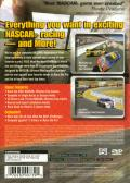 NASCAR Heat 2002 PlayStation 2 Back Cover