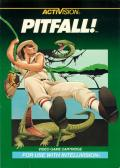 Pitfall! Intellivision Front Cover