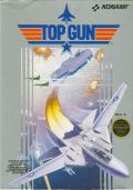 Top Gun NES Front Cover