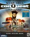 Star Trek: ConQuest Online Windows Front Cover