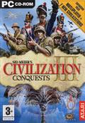 Sid Meier's Civilization III: Conquests Windows Front Cover