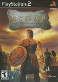 Rygar: The Legendary Adventure PlayStation 2 Front Cover