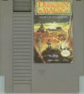 Dungeon Magic: Sword of the Elements NES Media