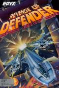 Revenge of Defender Commodore 64 Front Cover