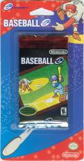 Baseball Game Boy Advance Front Cover