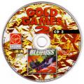 Gold Games 2 DOS Media Screamer Disc
