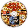 Gold Games 2 DOS Media Broken Sword Disc 1/2
