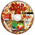 Gold Games 2 DOS Media Toonstruck Disc 1/2