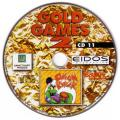 Gold Games 2 DOS Media Orion Burger Disc