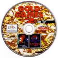 Gold Games 2 DOS Media Chaos Control/Knigt's Chase Disc