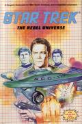 Star Trek: The Rebel Universe DOS Front Cover