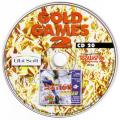 Gold Games 2 DOS Media Action Soccer Disc