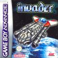 Invader Game Boy Advance Front Cover