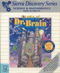 Castle of Dr. Brain DOS Front Cover