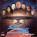 """Star Trek: The Next Generation - """"A Final Unity"""" DOS Other Jewel Case - Front"""