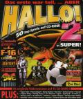 Hallo 2! 50 Spiele Hits DOS Front Cover