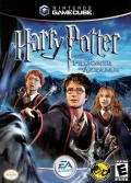 Harry Potter and the Prisoner of Azkaban GameCube Front Cover