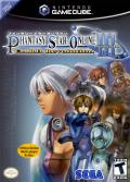 Phantasy Star Online Episode III: C.A.R.D. Revolution GameCube Front Cover